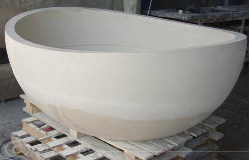 Vasche da bagno pietra lavica lavorazione marmi sergio grasso srl pietre graniti onici - Produttori ceramiche bagno ...