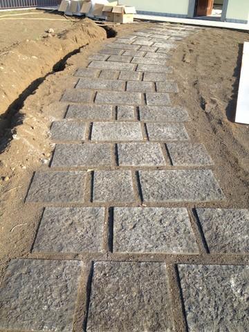 Basole in pietra per pavimenti