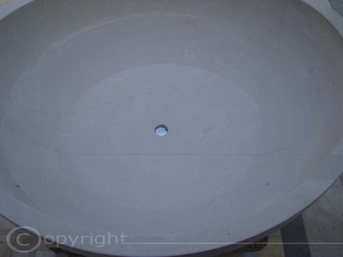 Vasca Da Bagno Verticale : Vasche da bagno pietra lavica lavorazione marmi sergio grasso