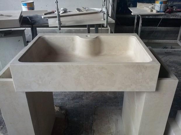 lavelli da cucina in pietra e in marmo - catania - pietra lavica ... - Lavandini Cucina In Pietra