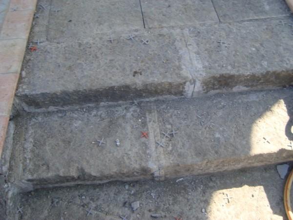 Esterne in pietra pavimentoda esterno in pietra with for Scala in pietra lavica